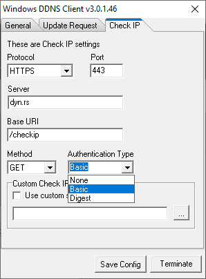 Picture Advanced Check IP Options